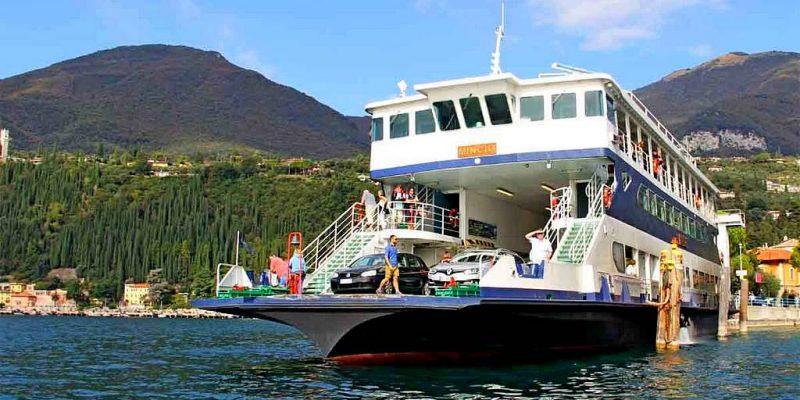 Il Traghetto Torri del Benaco - Maderno